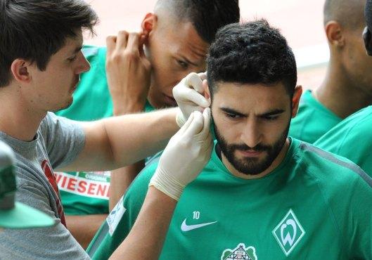 Werder Bremen - Trainingsauftakt